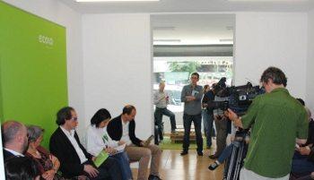 Élections 2012 : Ecolo et Groen sur la ligne de départ