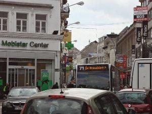 Chaussée d'Ixelles / Ligne 71 : analyse du projet