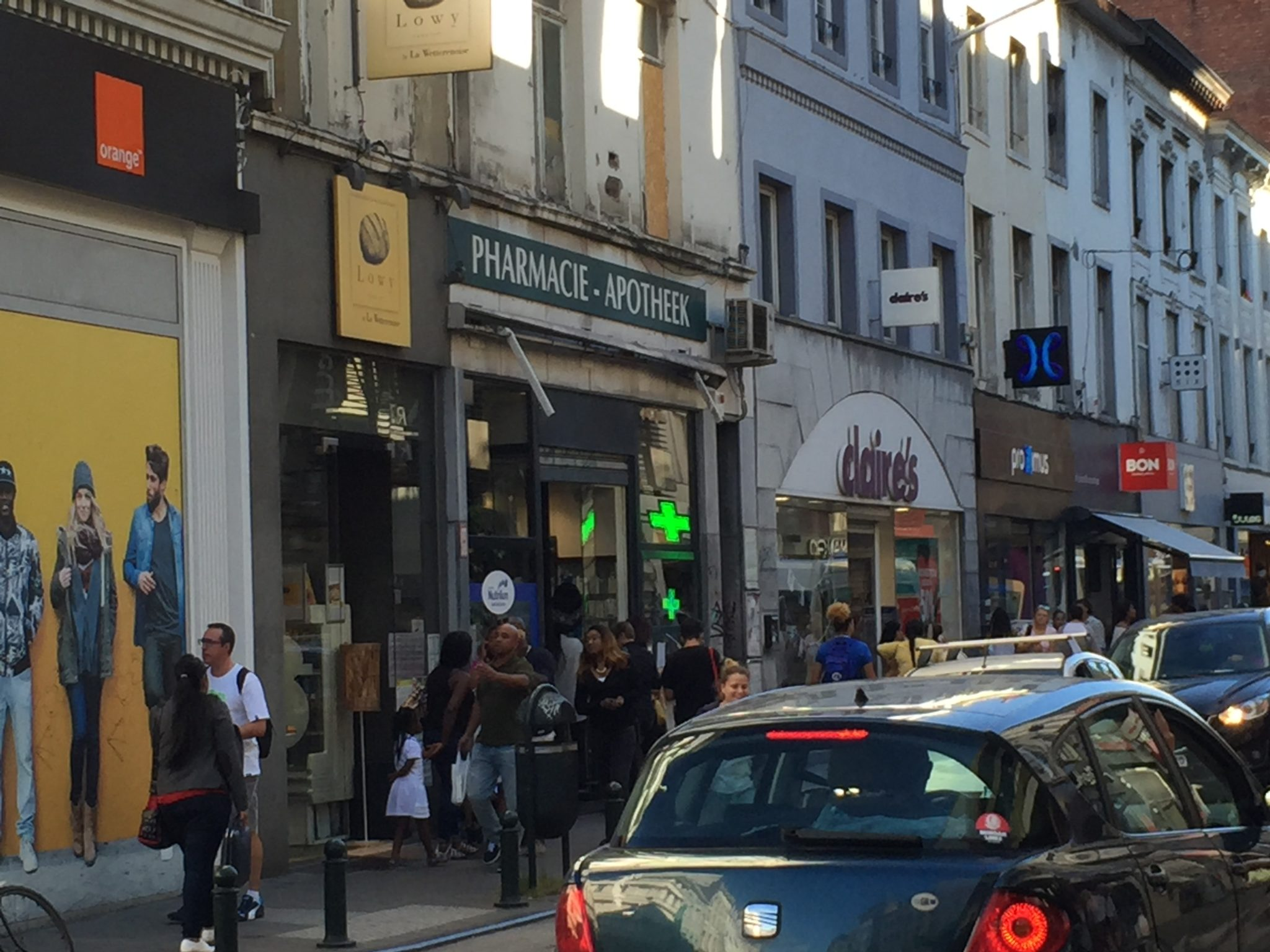 Commerce, urbanisme: pour que la chaussée d'Ixelles retrouve de sa splendeur
